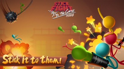 Stick Fight: The Game Mobile Screenshot 1