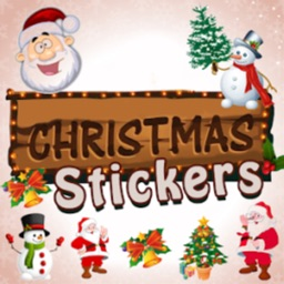 Christmas Stickers -Wasticker