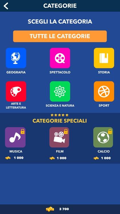 Quiz Cultura Generale Italiano screenshot-6