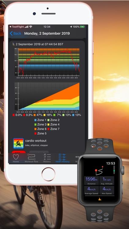Cardio Zones. screenshot-3