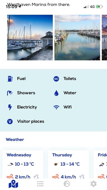 Marina Guide - Liguria Tuscany screenshot-3