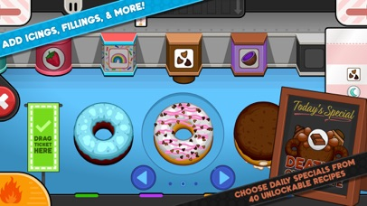 Papa's Donuteria To Go! screenshot 5