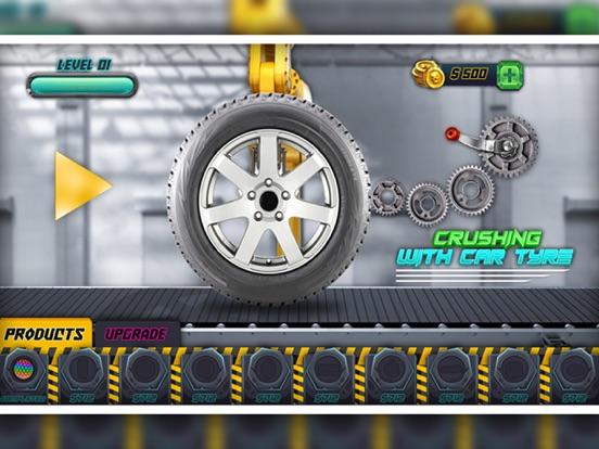 Crushing Things With Car Tyre screenshot 5