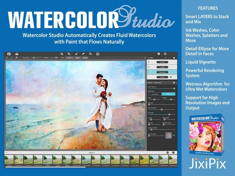 Watercolor Studio