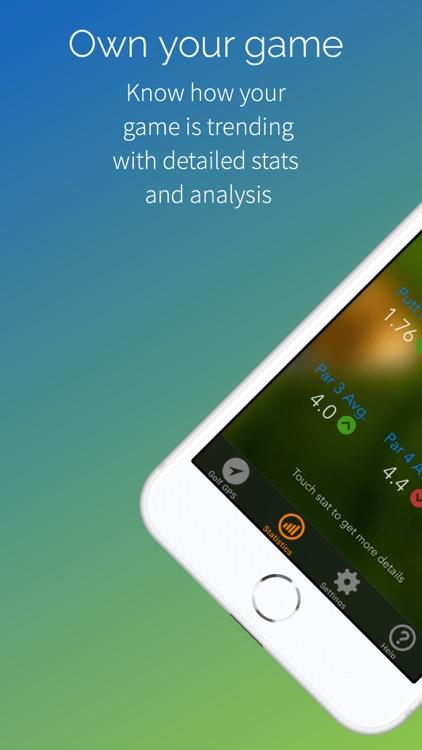 Golf GPS Navigator screenshot-4