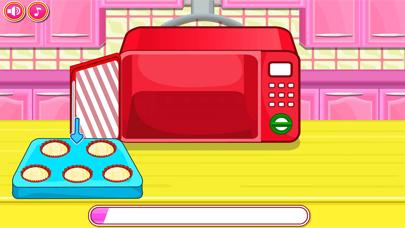 ألعاب الطبخ - اخبز كب كيكلقطة شاشة5