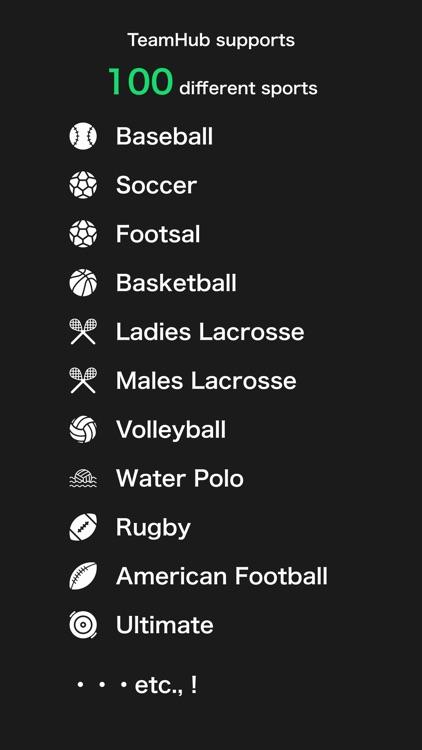 TeamHub - Manage Sports Teams screenshot-6