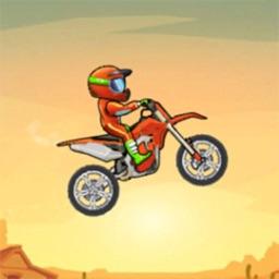 Moto X3M hill Bike Racing