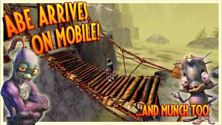 Oddworld: Munch's Oddysee screenshot-0