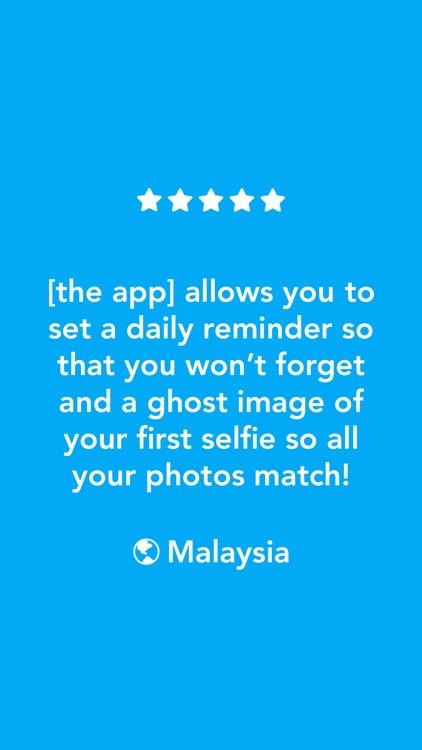 Selfie A Day - Everyday Photo screenshot-3