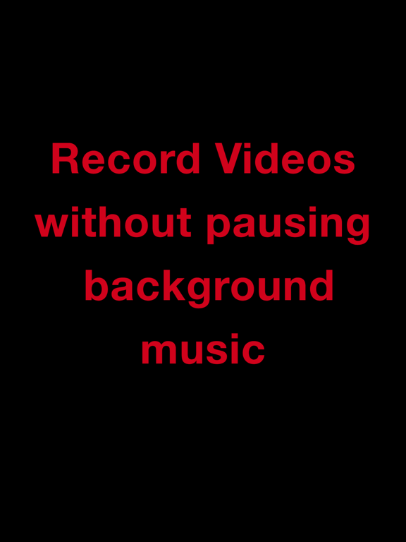 Mideo: Record Video With Music screenshot 7