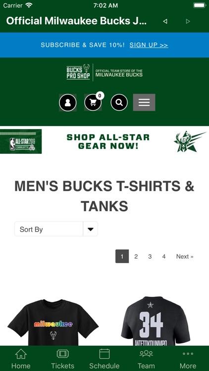 Bucks & Fiserv Forum App screenshot-3