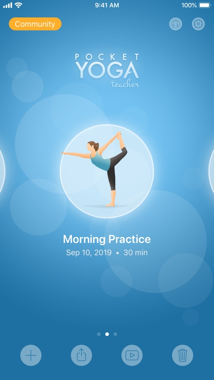 Pocket Yoga Teacher screenshot-0