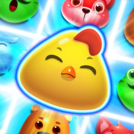 Pet Pop Adventure: Puzzle Game