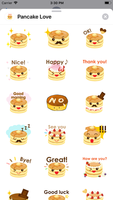 Pancake Love screenshot 2