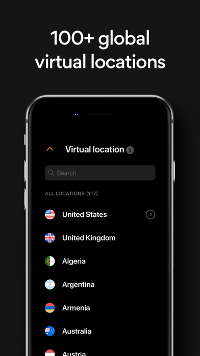 Hexatech: Unlimited VPN Proxy Screenshot