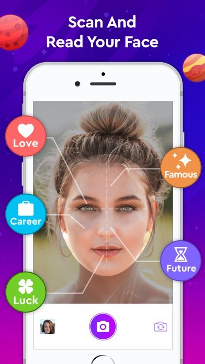 Face Reading - Horoscope + App screenshot-0