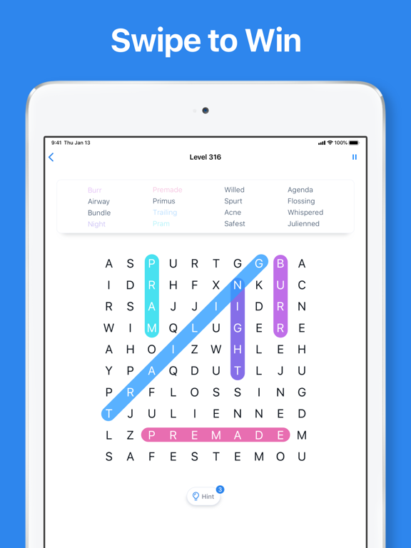 Word Search - Crossword Game screenshot 8