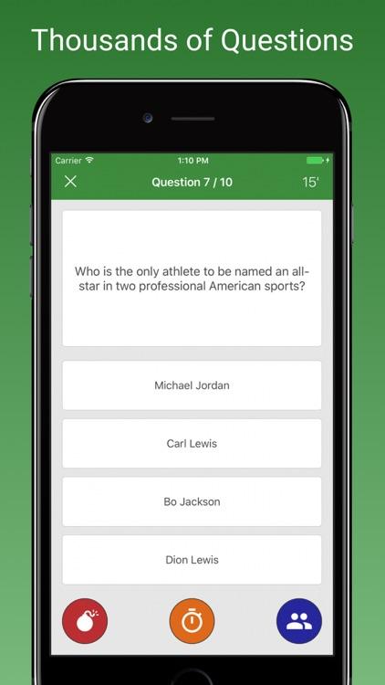 Sports Fan Quiz