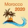 Morocco 2020 — offline map
