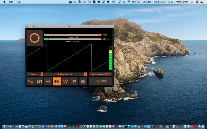 SIG screenshot 3