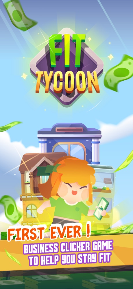 Fit Tycoon – Fitness Idle Game