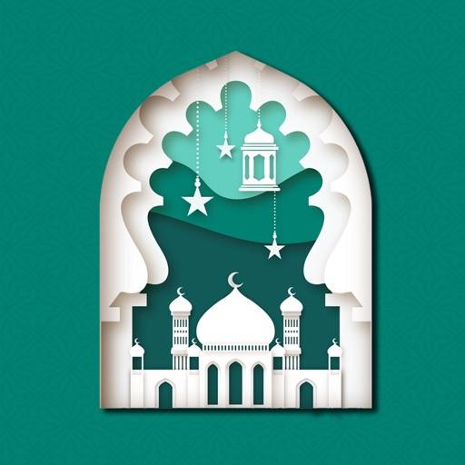Happy Ramadan Kareem Stickers