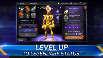 DC Legends: Battle for Justice screenshot three