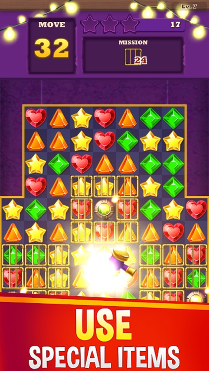 Jewel Magic Quest screenshot-3