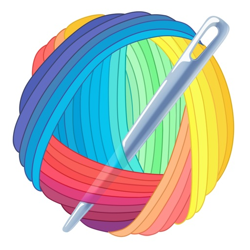 Cross-Stitch : Color by Number iOS App