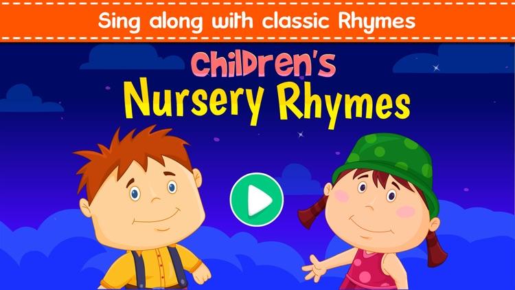 Baby Nursery Rhymes for Kids screenshot-0