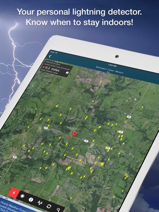 WeatherBug – Weather Forecast on the App Store