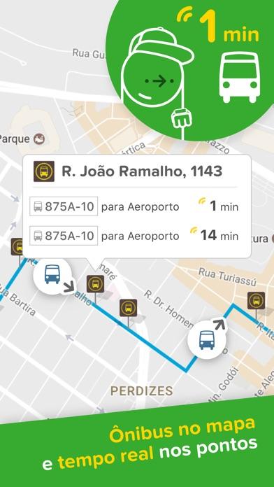 Screenshot for Citymapper - São Paulo in Brazil App Store