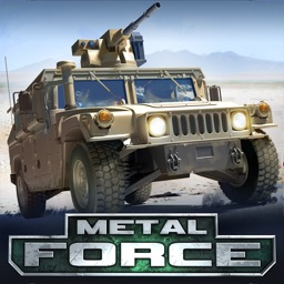 Metal Force: 3D Tank Shooting