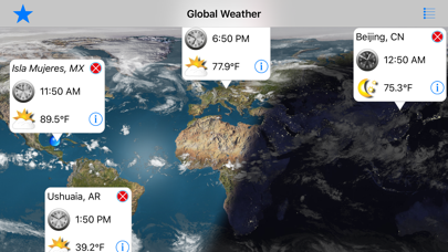 Global-Weatherのおすすめ画像1