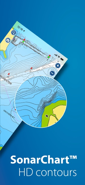 Boating Marine & Lakes on the App Store