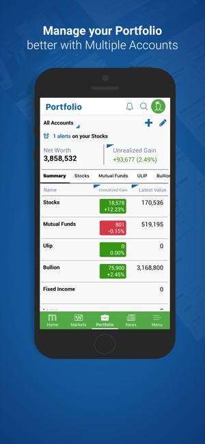 Moneycontrol - Markets & News on the App Store
