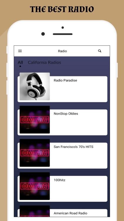 Radio Paradise Fm California