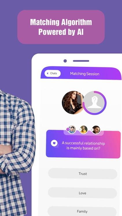 Farah: Smart dating app