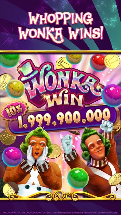 Willy Wonka Slots Vegas Casino screenshot-4