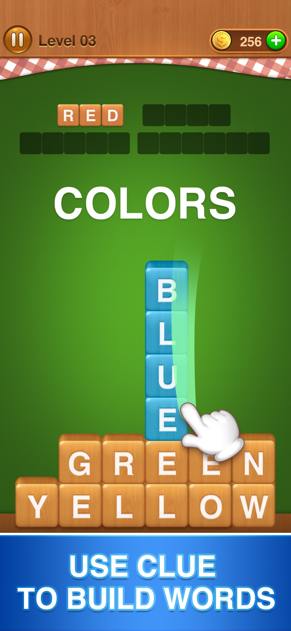 Word Fall – Puzzle Word Game