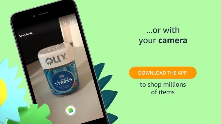 Amazon - Shopping made easy screenshot-6