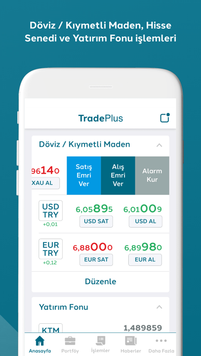 Screenshot for TradePlus in Lebanon App Store