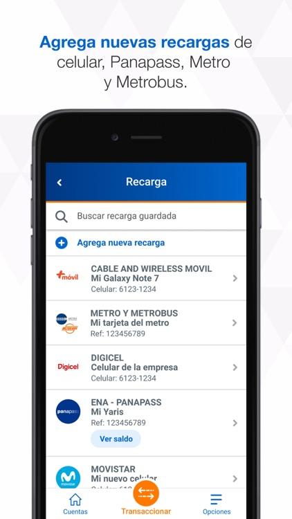 Banco General, S.A. screenshot-3