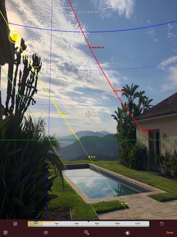 Sun Seeker Sun Tracker Compass Screenshots