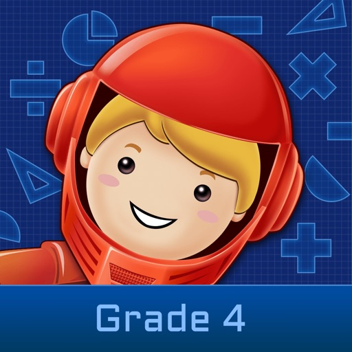4th Grade Math Games for Kids icon