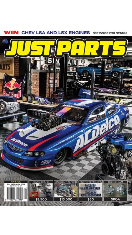 Just Parts Magazine screenshot-3