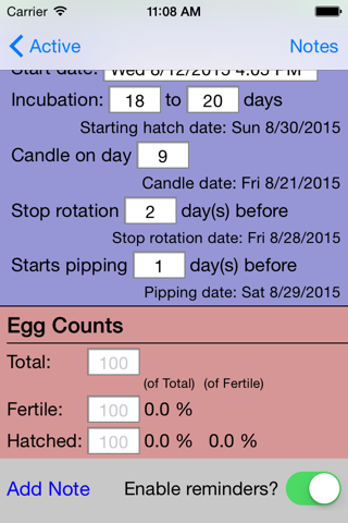 EggHatcher - náhled