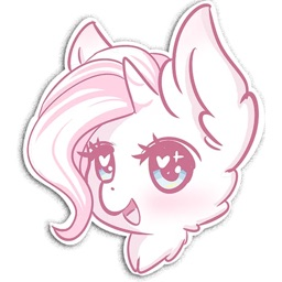 Cute Unicorn Sticker Pack