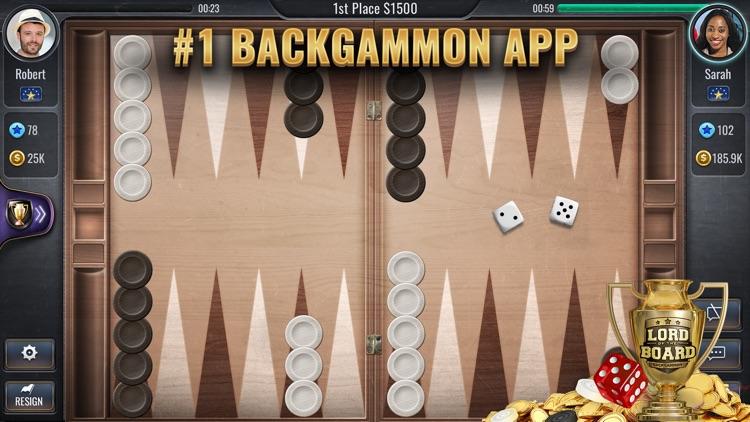 Backgammon - Lord of the Board screenshot-9